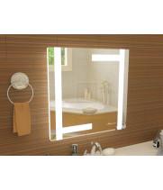 Зеркало в ванную Витербо 50x50 см с подсветкой